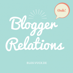 Blogger Relations