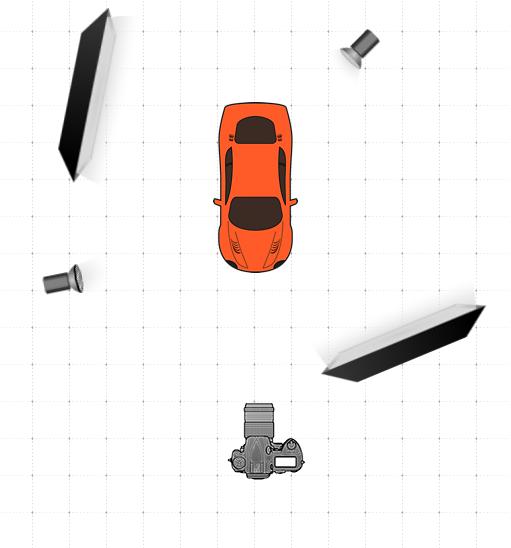 Ford Mustang 2015 Lighting Diagram